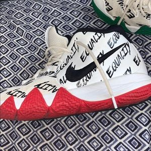 Kyrie 4 equality's used